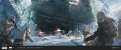 ILM Art Department Challenge 2016, Daeyoon Huh's submission