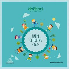 """""""Children are the World's most valuable resources and its best hope for the future"""" Happy Children's Day  #Dhathri #ChildrensDayWishes"""