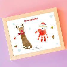 「手形アート ク...」の画像検索結果 Christmas Arts And Crafts, Christmas Tree Cards, Kids Christmas, Holiday Crafts, Xmas, Toddler Arts And Crafts, Baby Crafts, Handprint Painting, Baby Footprint Art