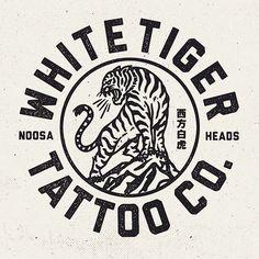 Vintage logo design - Vintage Logos, Badges, Insignias Kit Vol 1 Design Logo, Badge Design, Typography Design, Design Art, Branding Design, Visual Design, Tiger Design, Bold Typography, Symbol Design