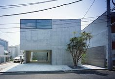 GRIGIO / Apollo Architects | Casa Patio | 2015 | Tokio, Japón |