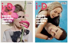 i-D covers 1980–2010. Libros TASCHEN