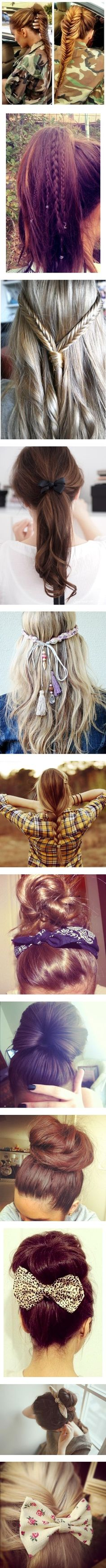 """""""Hair♥"""" by breoniaelkstone ❤ liked on Polyvore"""