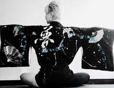 MATELICA × 直yoga japonythm okimono art。 #MATELICA#直yogajaponythm #腹活#ハラカツ