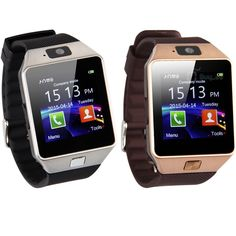 Looking for a smart watch with a recognizable upscale design and intelligent functionality, but not willing to lose all your savings in the process? This elegant smart watch has all the right features in place - and yet comes with a price tag that will leave your wallet intact. Take a look.    At a Glance...      The smart watch phone comes with an upscale design, convenient adjustable strap and lots of features  Make and pick up calls directly from your wrist in most parts of the glove…