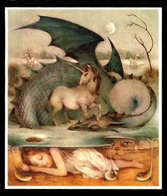 Sleeping Dragon; A Dragon Poem In Dragon Lair At Lair 2000