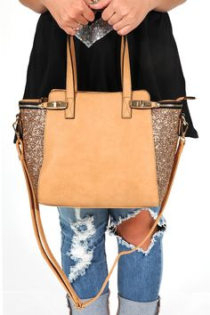 RESTOCK: She's Fashion Forward Purse: Tan #shophopes