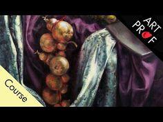 Art Professor Demos Oil Painting for Beginners, Part 1 of 2 Painting Techniques Art, Printable Art, Printables, Art Tutorials, Professor, Essentials, Create, Youtube, Teacher