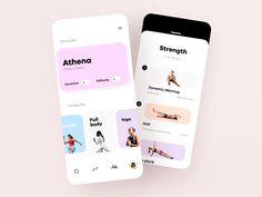 Mobile Ui Design, App Ui Design, User Interface Design, Branding Design, Design Design, Design Thinking, Motion Design, Motion App, Digital Creative Agency
