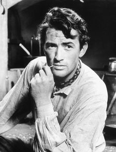We Had Faces Then - Gregory Peck in The Yearling  (Clarence Brown, 1946)