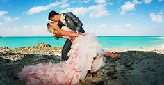 "Thinking about saying, ""I do""? Let our beautiful island serve as your perfect backdrop for the most memorable wedding experience. Congratulations to Kristy and Billy who recently exchanged wedding vows in Bimini and a special thank you to The Westchester Wedding Planner for capturing these priceless moments."