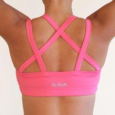 Endurance Bra - Blush Pink