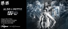 UFC 163 LIVE: ALDO VS PETTIS - Catch the LIVE UFC Championship bout as Featherweight Champion Jose Aldo defends his title against former WEC Lightweight Champion Anthony Pettis!