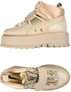 Fenty Puma By Rihanna Sneaker Boot Strap Womens - Women Sneakers on YOOX.  The best online selection of Sneakers Fenty Puma By Rihanna. 3091f52f6