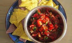 Felicity's perfect salsa