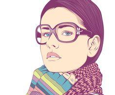 Ilustraciones de Alejandro Garcia, desde España.   Su portfolio: craniodsgn.es: