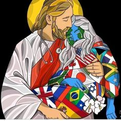 Life Together: Supporting Gentle Christian Families Pictures Of Jesus Christ, Religious Pictures, Jesus Christus, Bride Of Christ, Christian Families, King Of Kings, Christian Art, Christianity, Jesus Freak