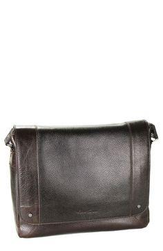 Kenneth Cole New York 'Heritage' Leather Messenger Bag | Nordstrom