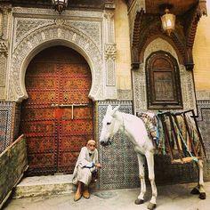 Fez, Morocco. Check!