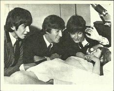 1964 hospital visit to young girl