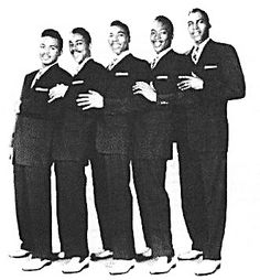 The Dubs Are An American Doo Wop Vocal Group Formed In 1956 Best Known For