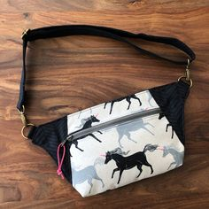 modern functional bags for everyday handmade in chicago by besu Next Bags, Shoulder Sling, Quilted Bag, Fabric Art, Fanny Pack, Fashion Bags, Saddle Bags, Sewing Projects, Trending Outfits