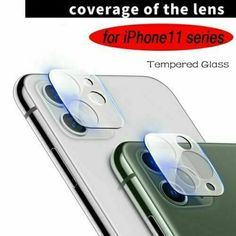 For Apple iPhone 11 Pro Max Camera Film Tempered Glass Full Cover Lens Protector Glass Protector, Tempered Glass Screen Protector, Back Camera, Camera Lens, Iphone 11, Apple Iphone, Film Material, Apple Brand, Glass Film
