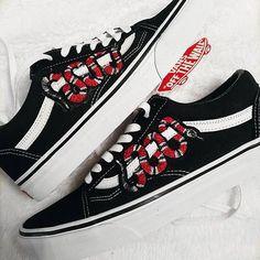 pretty nice 32d49 0274b Tenis, Zapatillas Vans, Dibujos Tumblr, Estampado, Moda, Calzado, Zapatos De