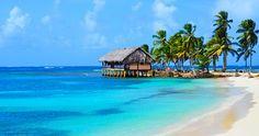 Panama's San Blas Islands.
