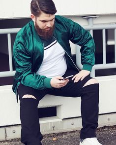 10 Stylish Plus Size Men to Follow on Instagram - She Might Be