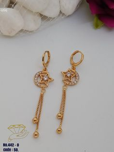 Ankle Jewelry, Cute Jewelry, Jewelry Gifts, Rhinestone Jewelry, Gold Jewellery, Bridal Jewelry, Gold Earrings Designs, Necklace Designs, Amethyst Earrings