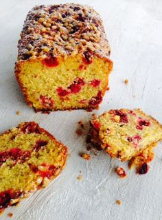 With little pockets of tart raspberries in every slice, this gorgeous, dense loaf is fragrant with orange zest. Make 1 day ahead for the flavours to mingle and shine through.