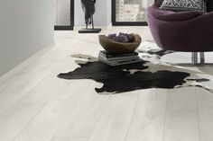 Laminat gulv 12mm White Aspen Aspen, Flooring, Living Room, Table, Inspiration, Furniture, Home Decor, Lily, Biblical Inspiration