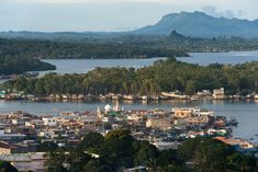 A view of Bongao, the capital city of Tawi-Tawi province. Photo by Jacob… Capital City, Philippines, Most Beautiful, River, Places, Outdoor, Outdoors, Lugares, Rivers