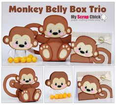 Monkey Belly Box Trio: click to enlarge