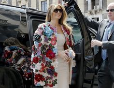 About Melania Trump and that $51,500 jacket she wore in Italy … - The Washington Post ... If the Trumps only knew how to feel shame, but they don't.