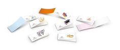 Realizzati in cartoncino bianco da abbinare a scelta alle bomboniere. Presenti in sette diverse varianti (ciascuno abbinato a un tipo di cerimonia), possono essere personalizzati direttamente dal sostenitore con il nominativo e la data.
