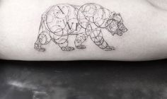 La inspiración geométrica en los tatuajes de Dr. Woo | Cultura Colectiva - Cultura Colectiva