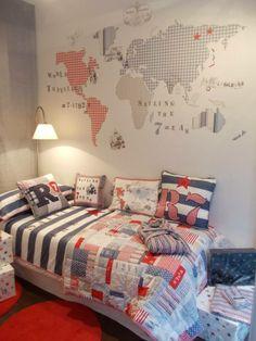 Neat wall mural/bedroom design—Bloom People Album❣ bloompapers.com