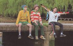 Jimin Jungkook, Taehyung, Bts Watch, Bts Blog, Bts Summer Package, Rap Lines, Twitter Bts, Album Bts, South Korean Boy Band