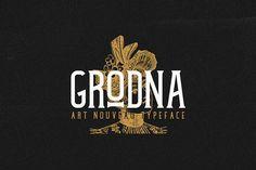 Grodna free fonts