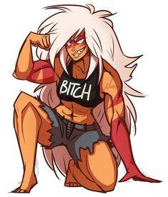 Steven universe Jasper