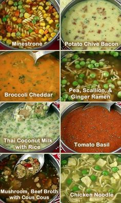 8 instant just-add-hot-water soups Instant Soup Recipe, Instant Recipes, Dry Soup Mix, Soup Mixes, Hiking Food, Backpacking Food, Ultralight Backpacking, Hiking Tips, Hiking Gear