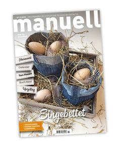 Magazin manuell Ausgabe März 2019 - Verlag manuell GmbH