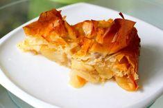 Recette Croustade aux pommes facile - Page 2 à 2 - Ma Pâtisserie Phyllo Dough, Cabbage, Snack Recipes, Chips, Favorite Recipes, Fruit, Vegetables, Food, Brick