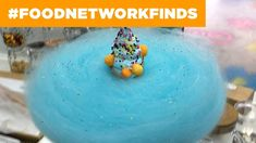 Cotton Candy Ice Cream Clouds | Food Network