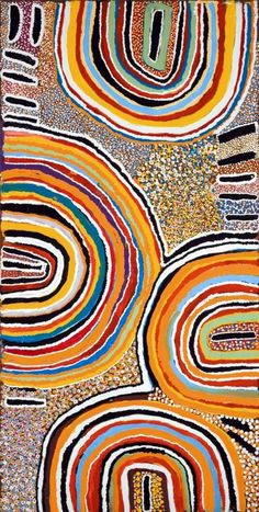 40 Complex Yet Beautiful Aboriginal Art Examples Complex Yet Beautiful Aboriginal Art Examples: Art is not something that happened in one era and that too when human beings were in a position where their Aboriginal Painting, Aboriginal Artists, Aboriginal Art For Kids, Indigenous Australian Art, Indigenous Art, Aboriginal Art Australian, Kunst Der Aborigines, Arte Peculiar, Aboriginal Culture