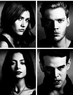 New promo of Shadowhunters released 12/11/16