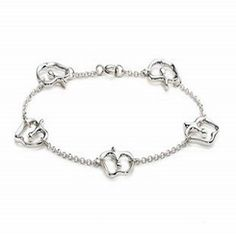 Tiffany  Co Outlet Elsa Peretti 5 Apple Bracelet