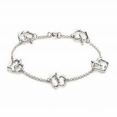 Tiffany  Co Outlet Elsa Peretti 5 Apple Bracelet